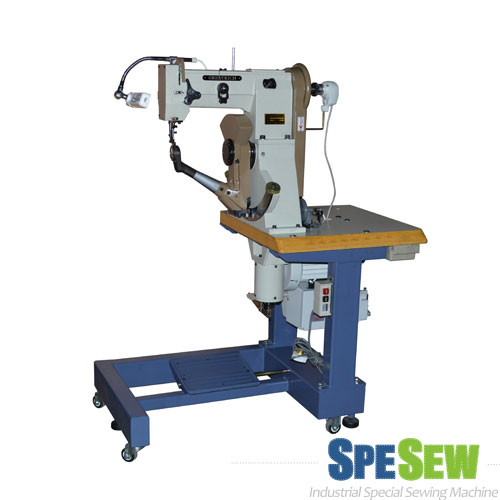 Side wall sole stitching machine, industrial sewing machine